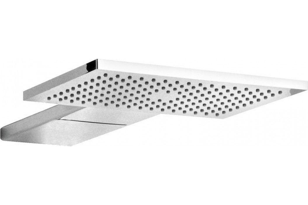 TRIO podomítková hlavová sprcha, 240x260mm, kaskáda, chrom ( SF080 )