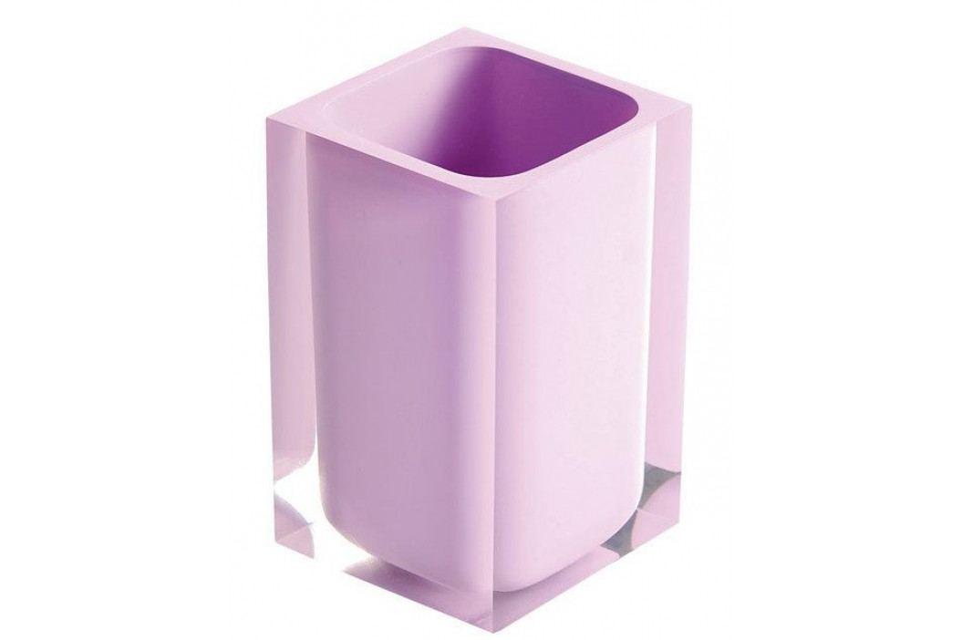 RAINBOW sklenka na postavení, fialová ( RA9879 )
