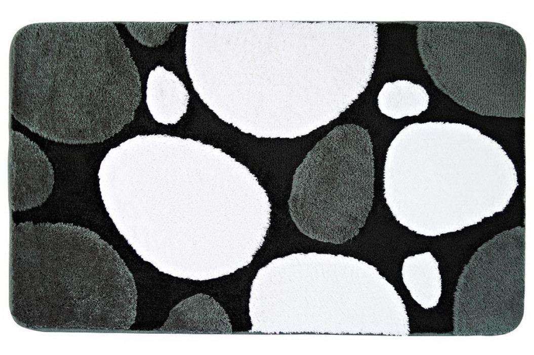 PEPPLE předložka 60x90cm s protiskluzem, akryl, černá ( 720310 )