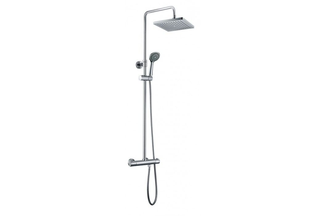 FANTASTIC sprchový sloup s termostatickou baterií, chrom ( FT200 )