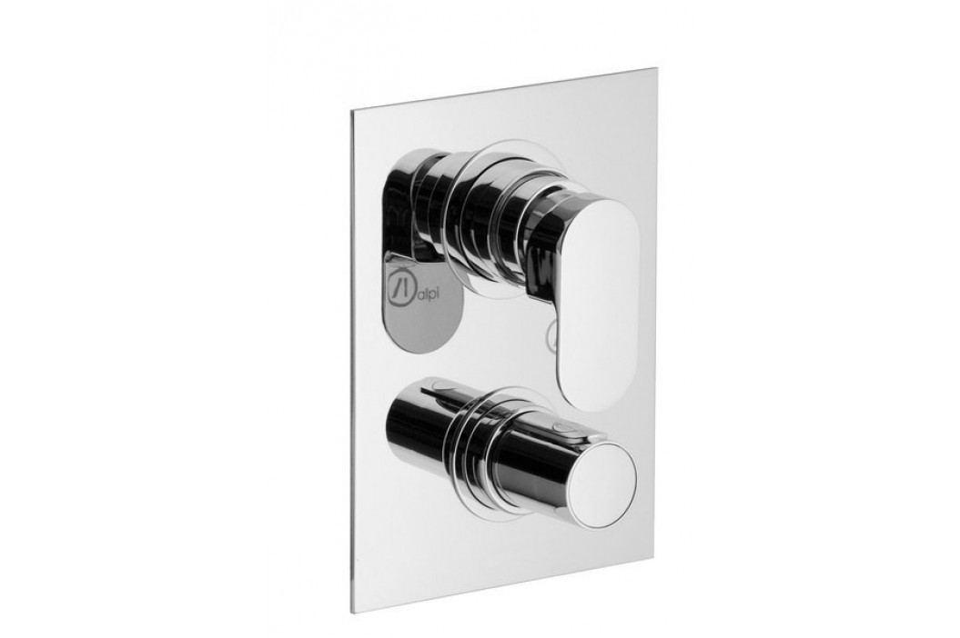 GLAM podomítková sprchová termostatická baterie, 5 výstupů, chrom ( GL62168 )
