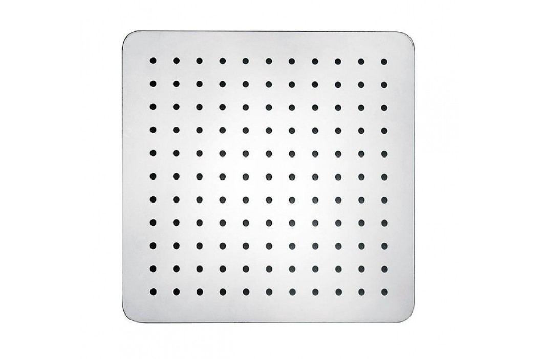 SLIM hlavová sprcha, čtverec 250x250mm, nerez                                    ( MS564 )