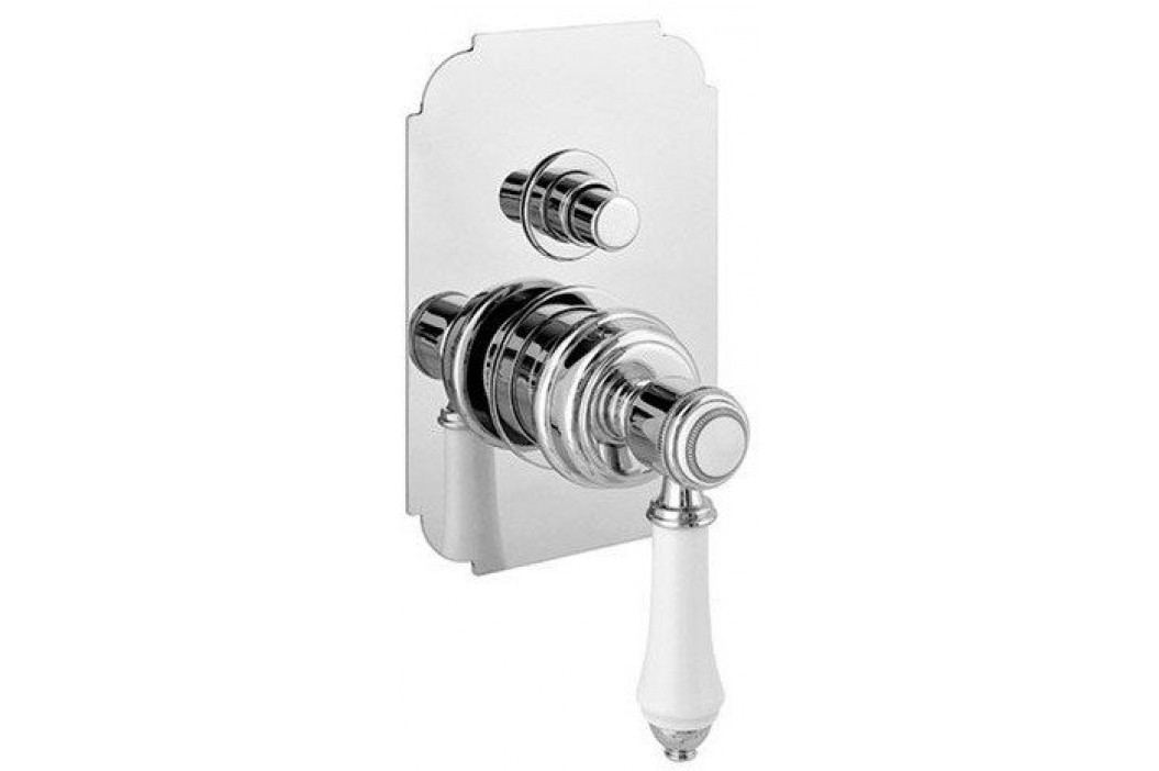 LONDON II podomítková sprchová baterie, 2 výstupy, chrom ( LO41863 )
