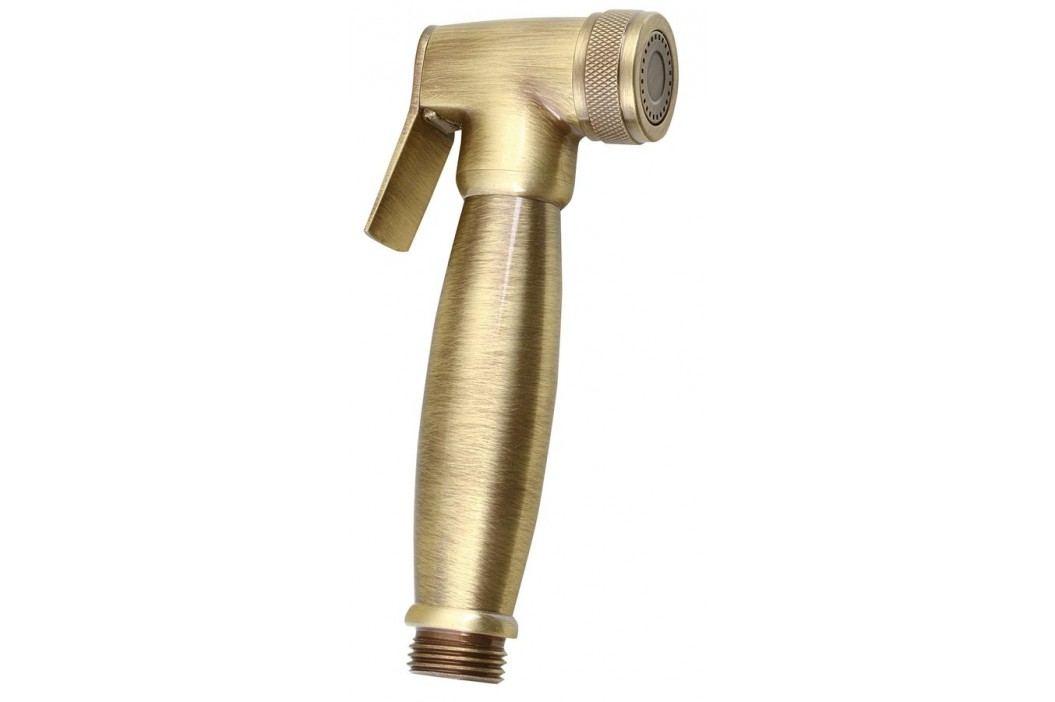 Bidetová sprcha retro, bronz ( DOC66 )