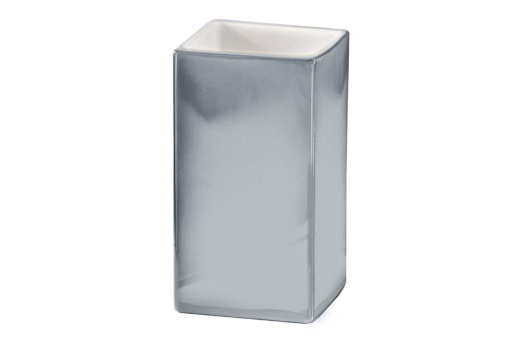 GLAMOUR kelímek, stříbrný (5065124852)