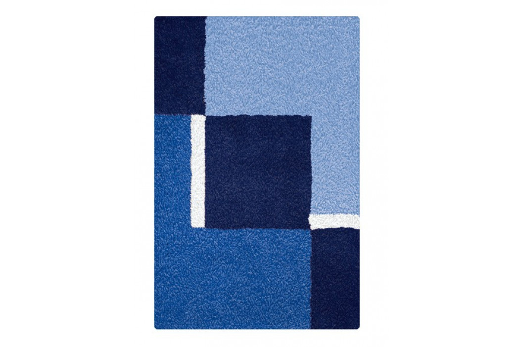DAKOTA koupelnová předložka 60x90cm, modrá (4598769519)