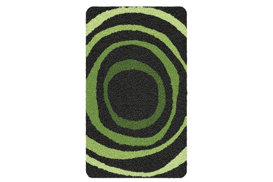 HIGHLIGHT koupelnová předložka 60x100cm, zelená (2390617360)