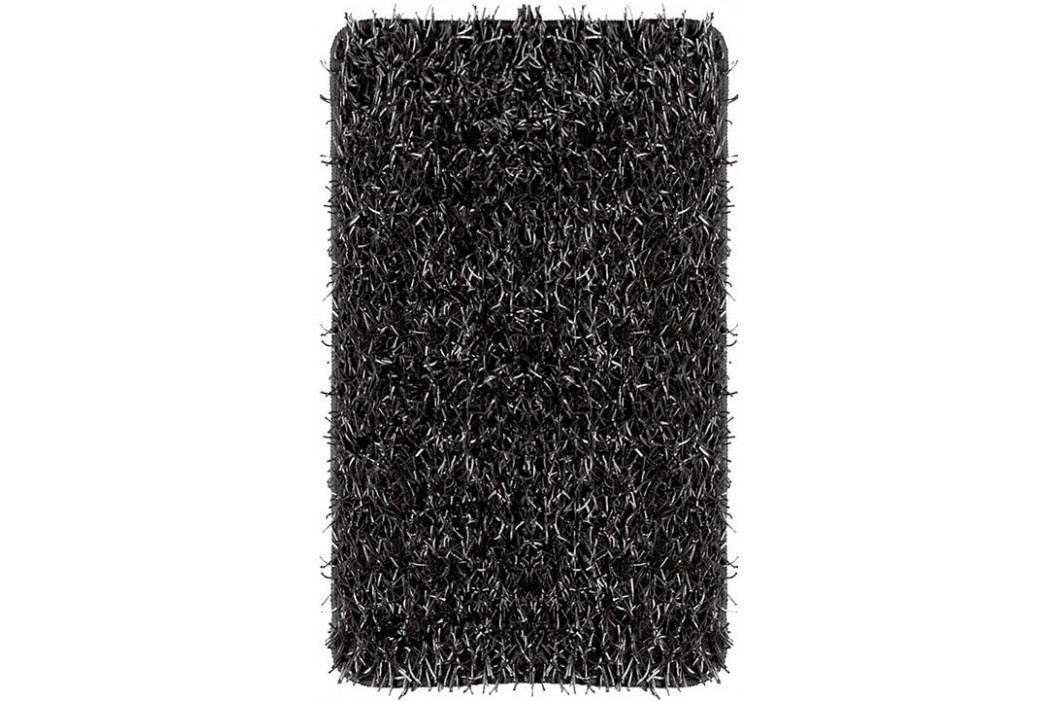 RIVA koupelnová předložka 60x100cm, černá (5471926360)
