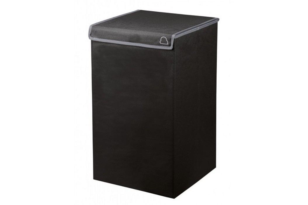 Koš na prádlo VOLTA 55 litrů, černý (5831926860)