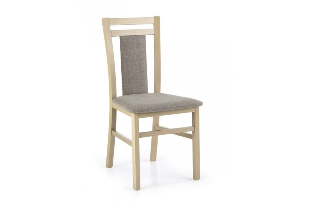 Jídelní židle HUBBERT 8, dub sonoma