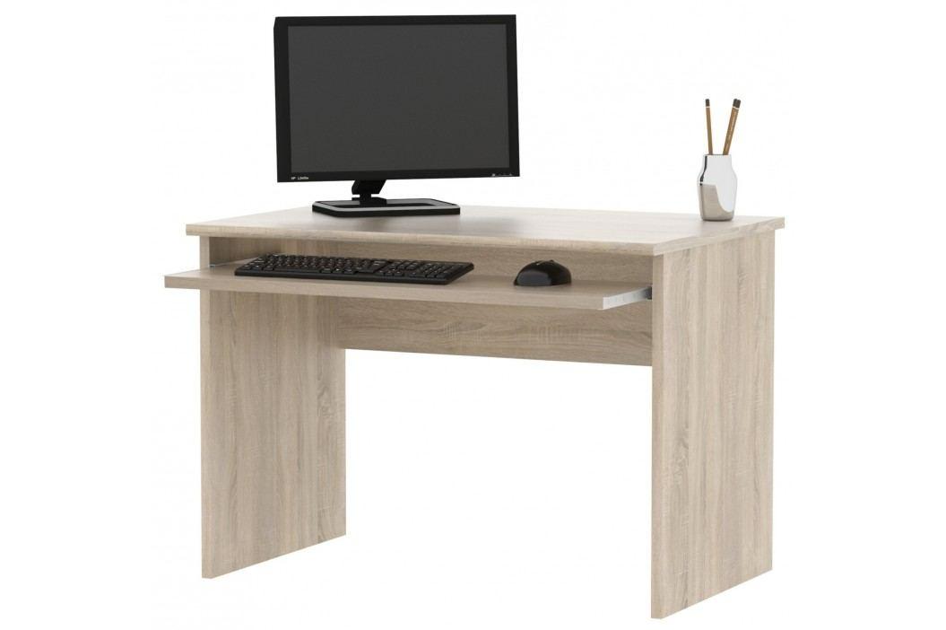 MB Domus Kancelářský PC stůl JH311, dub sonoma