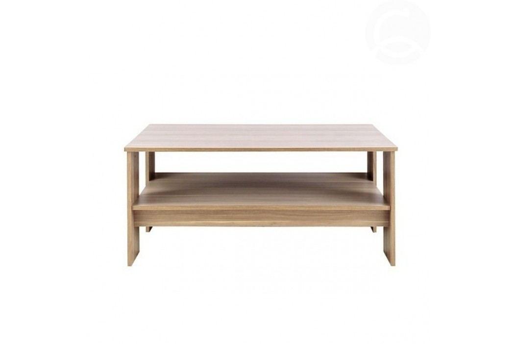 SONNOMA/SENECA, konferenční stolek, dub sonoma