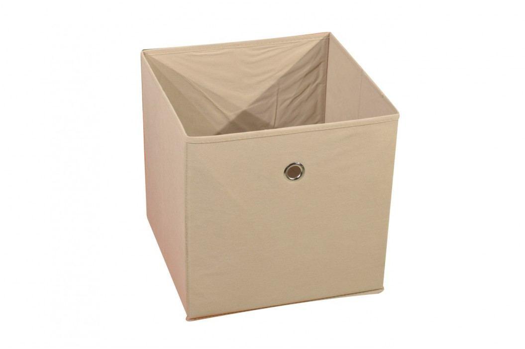 Halmar Úložný box WINY béžový