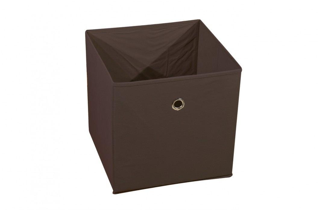 Halmar Úložný box WINY hnědý