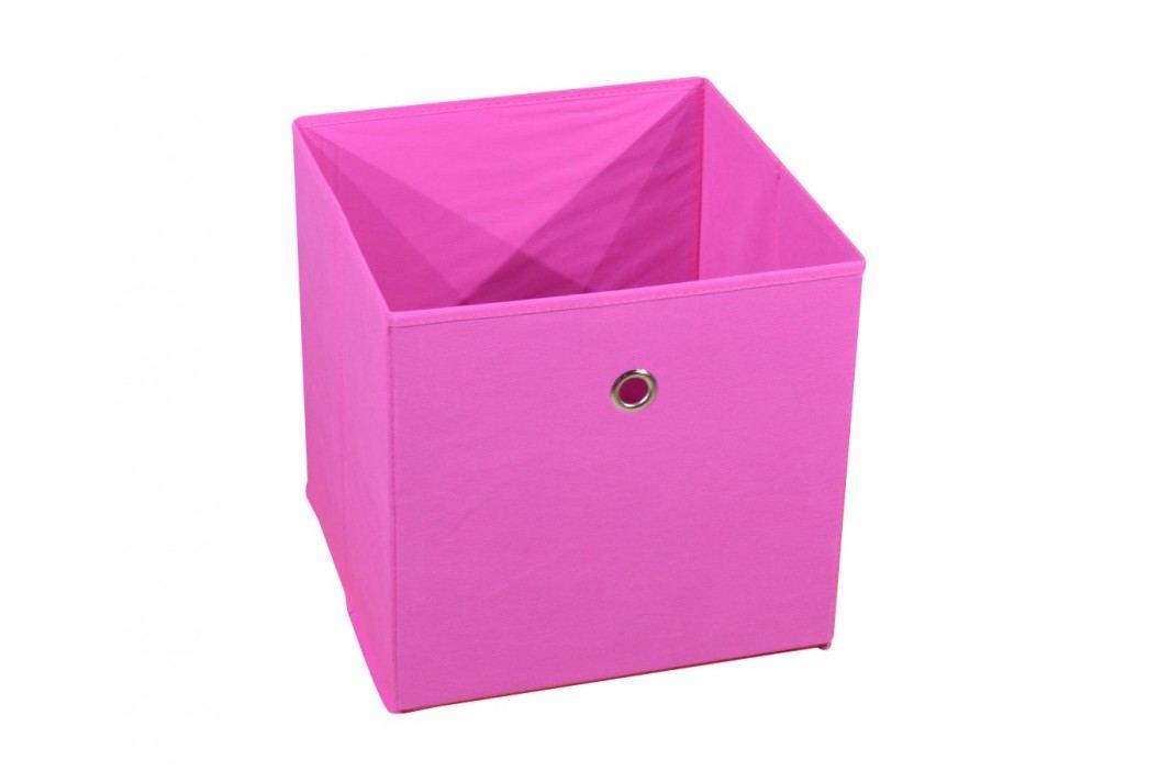 Úložný box WINNY růžový
