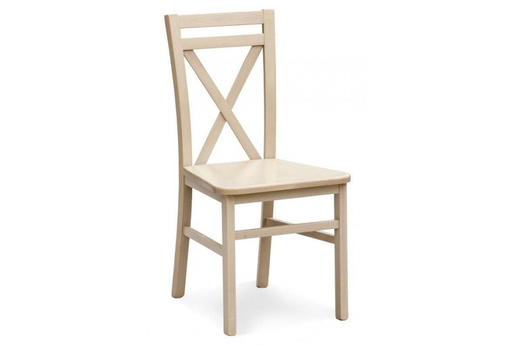 Židle DARIUS 2, odstín dub sonoma obrázek inspirace