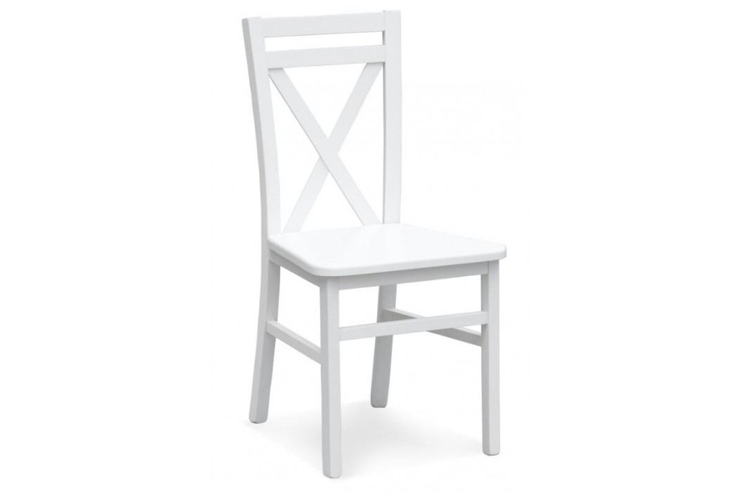 Židle DARIUS 2, bílá