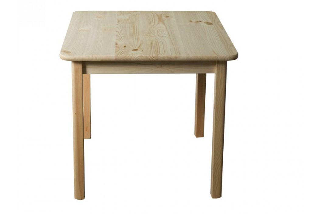 Stůl 60 x 60 cm nr.2, masiv borovice
