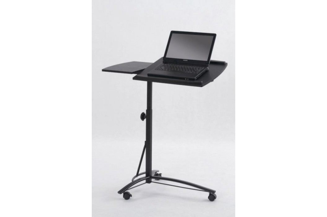 HALMAR Počítačový stolek B-14, černá