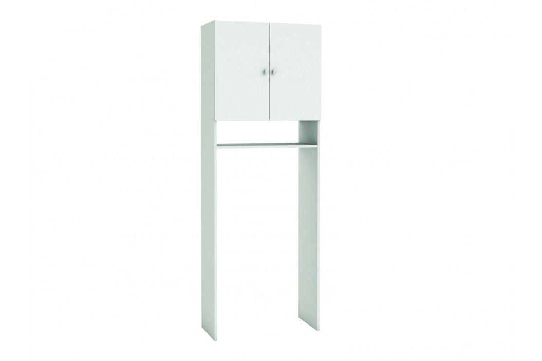 DEMEYERE SENI, skříňka nad WC, bílá