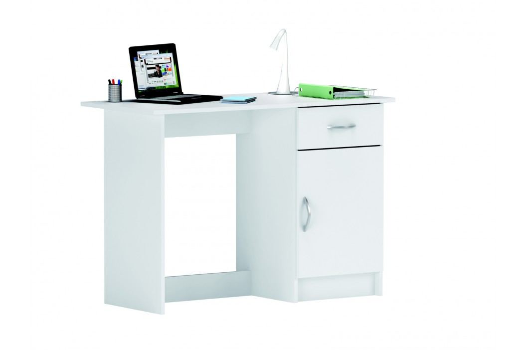 DEMEYERE psací stůl Siriss, bílá