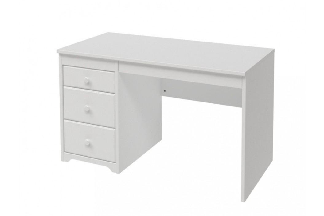 Decodom FOR ME psací stůl typ 61, bílá arctic