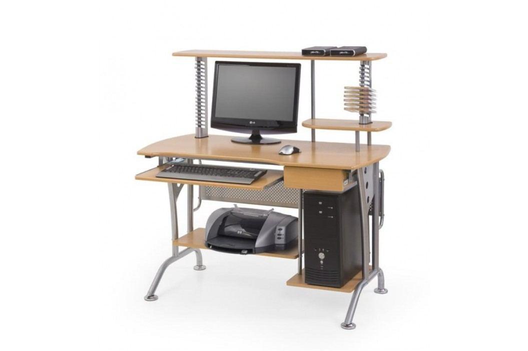Halmar Počítačový stůl B-11, buk