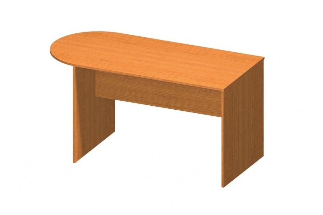 TEMPO AS NEW 022 kancelářský stůl s obloukem, třešeň