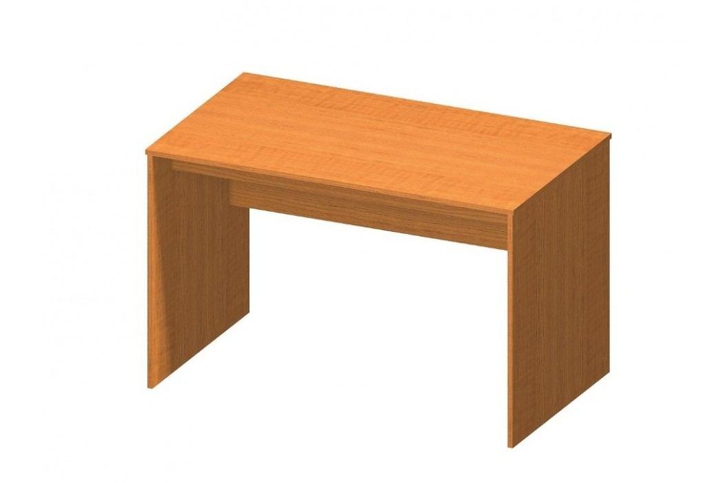 Jednoduchý psací stůl TEMPO AS NEW 021, š.120, třešeň