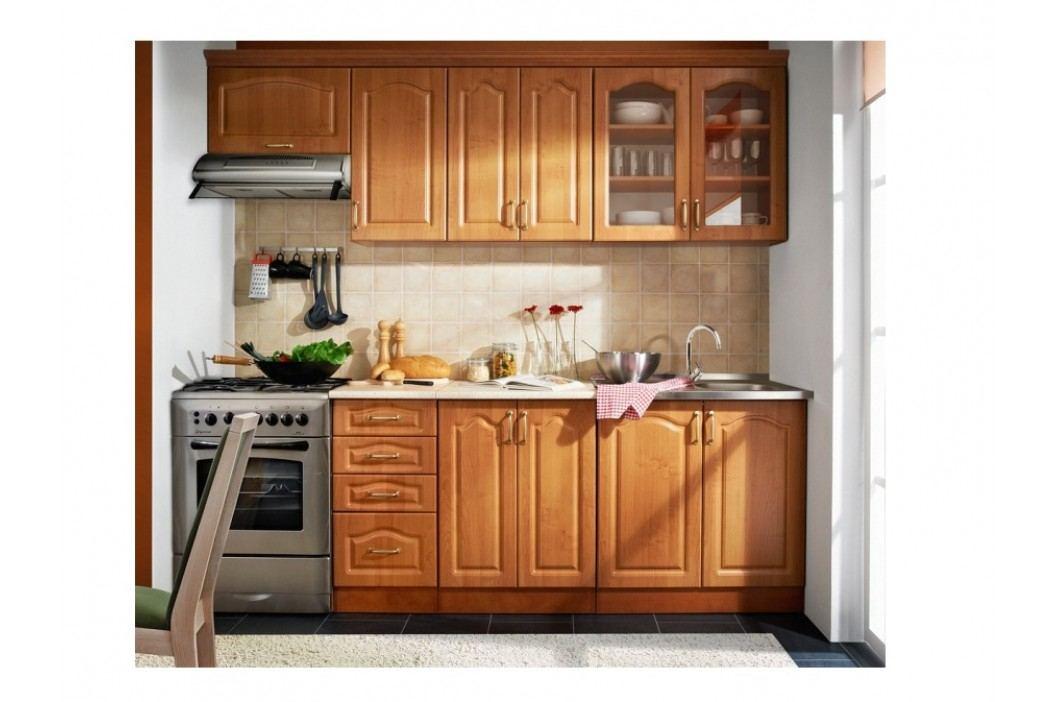 Kuchyně LORA MDF KLASIK 180/240, olše