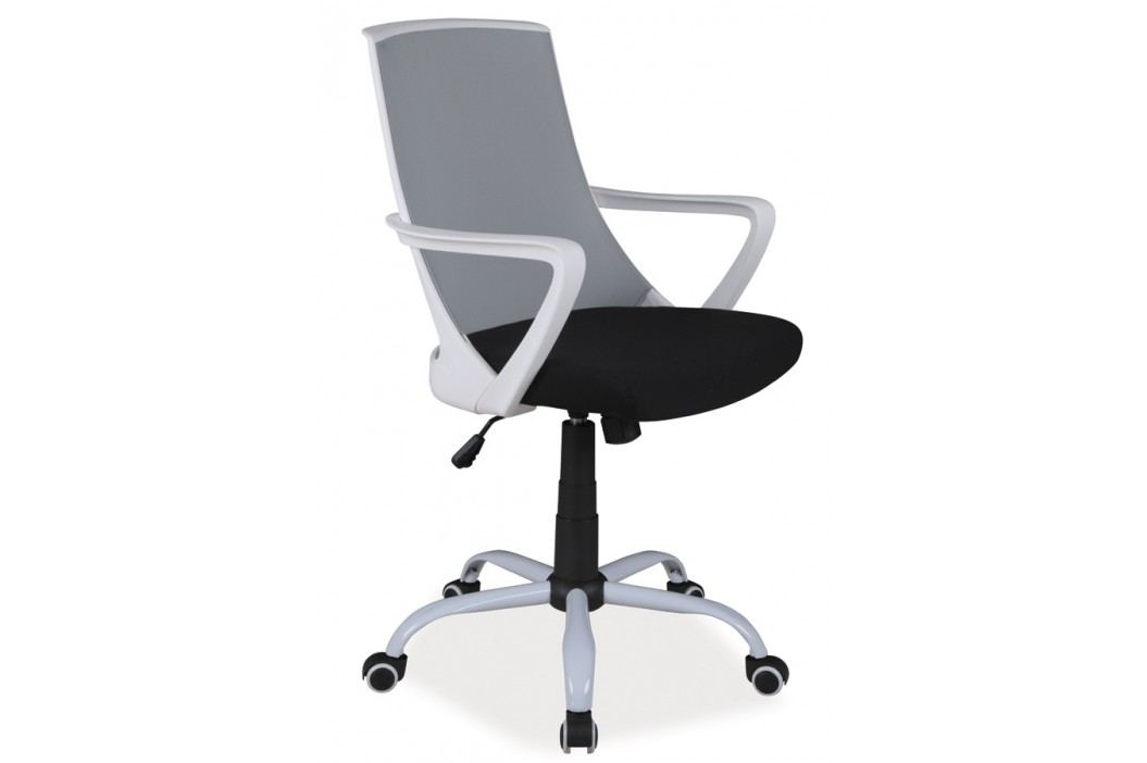 Smartshop Kancelářské křeslo Q-248 černá/šedá