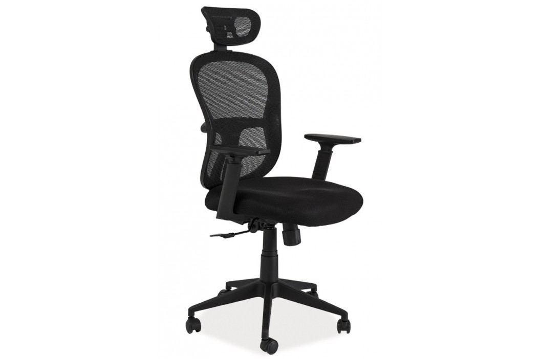 Smartshop Kancelářské křeslo Q-116 černá
