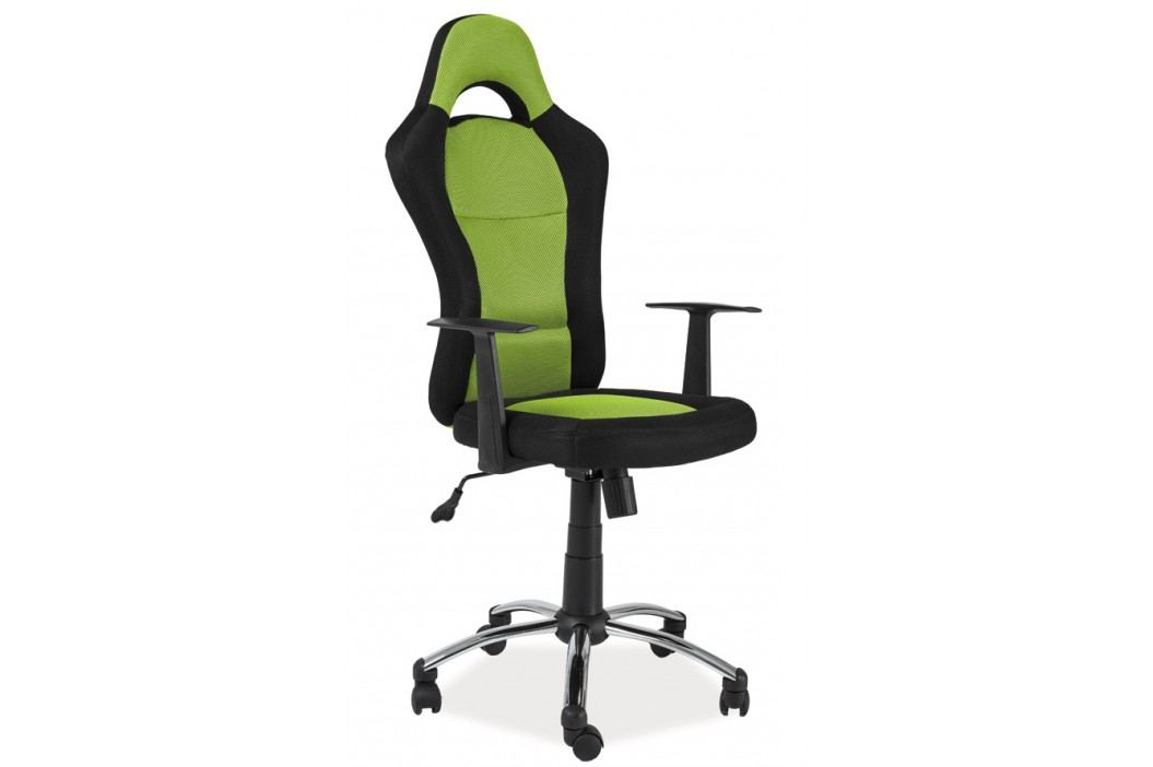 Smartshop Kancelářské křeslo Q-039 zelená