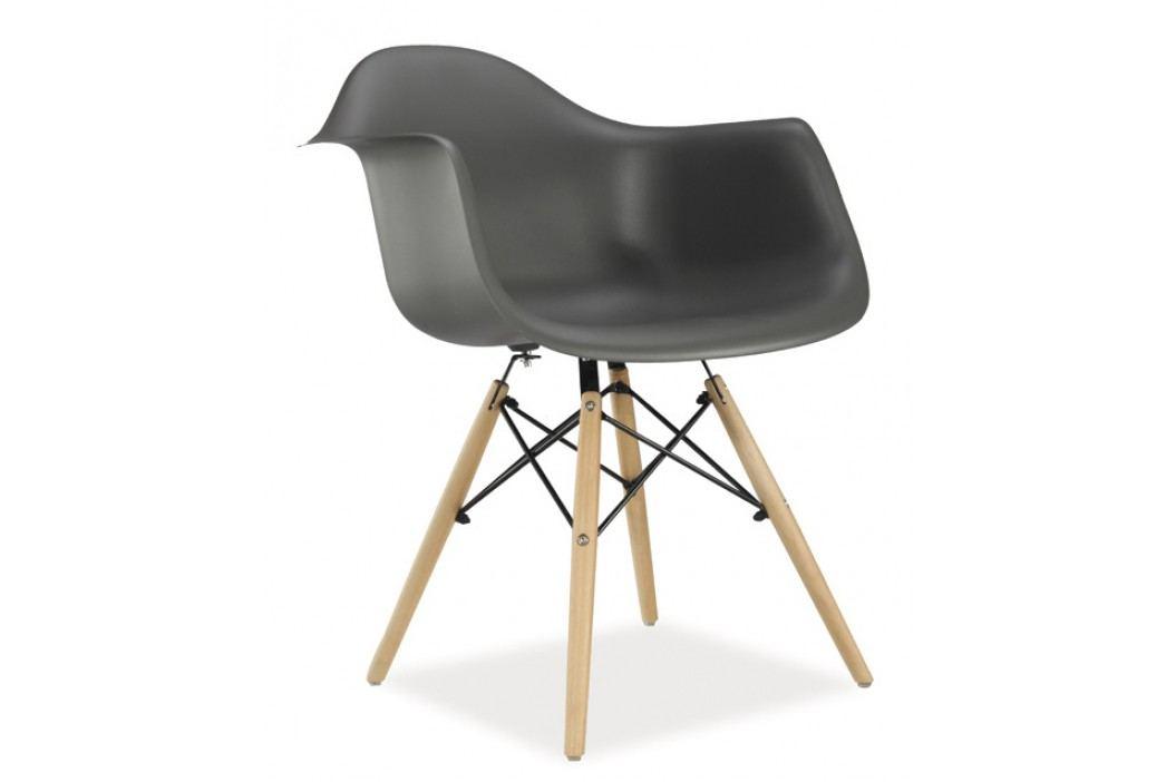 Jídelní židle MONDI, šedá