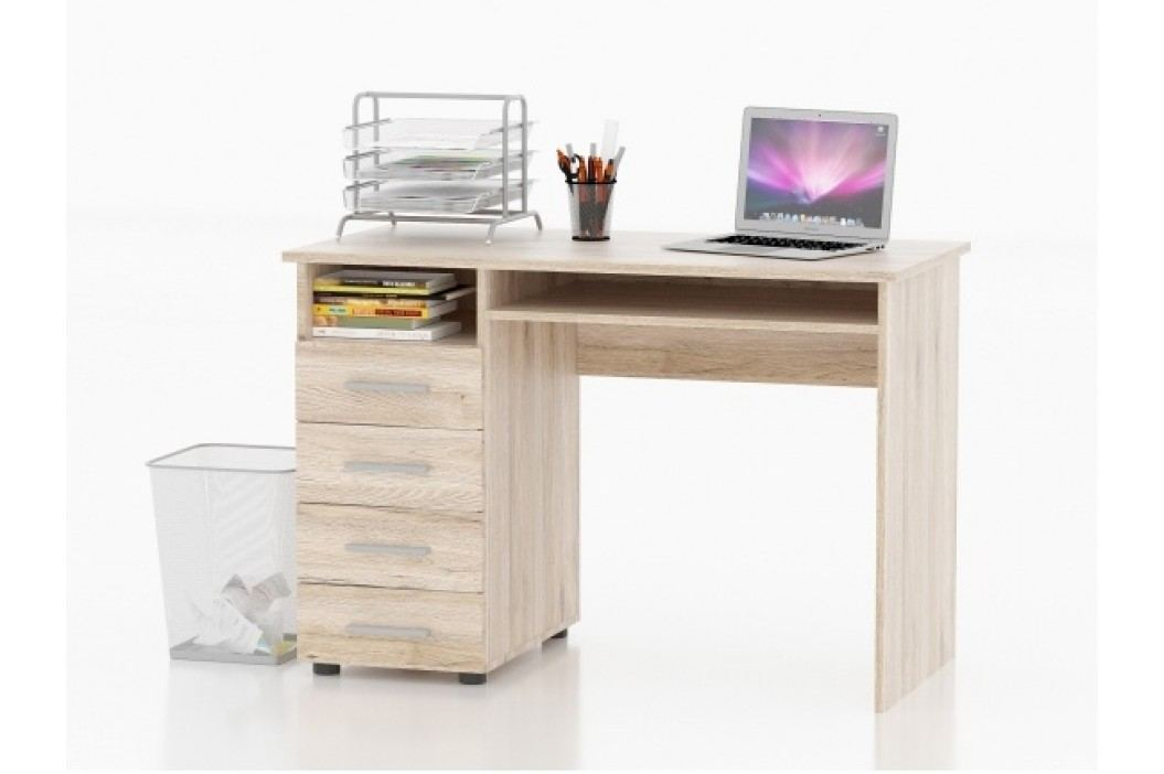 ORFA MIX MICRO psací stůl M21, dub san remo