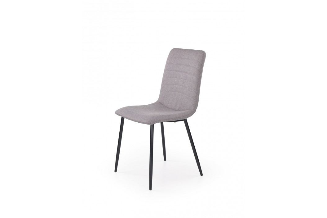 Jídelní židle  K251, šedá