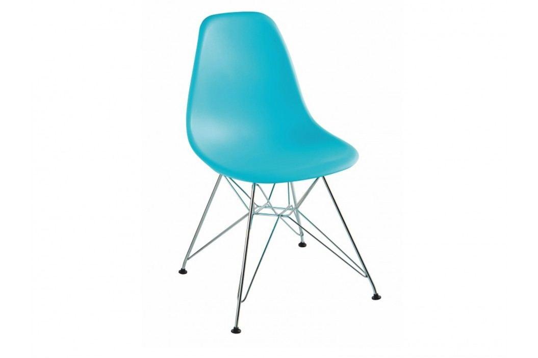 Jídelní židle ANISA NEW, mentolová