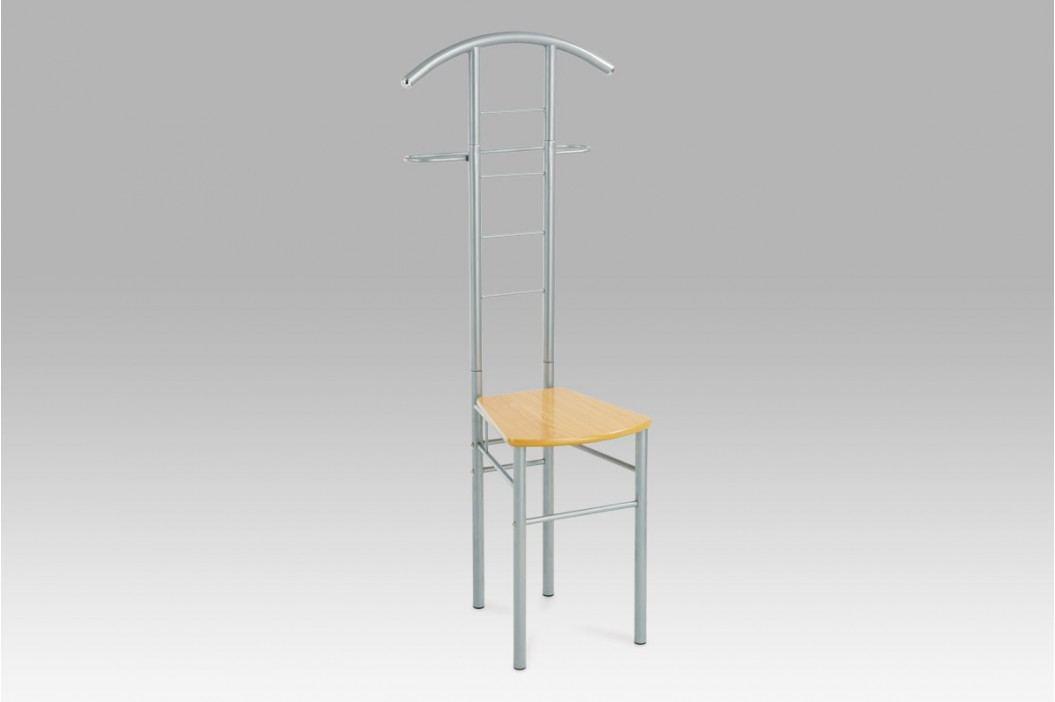 Němý sluha / židle EP6728, alu