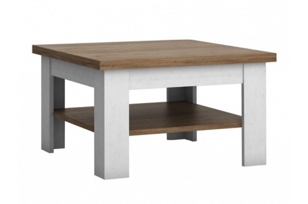 PROVANS konferenční stolek ST, borovice andersen/dub lefkas