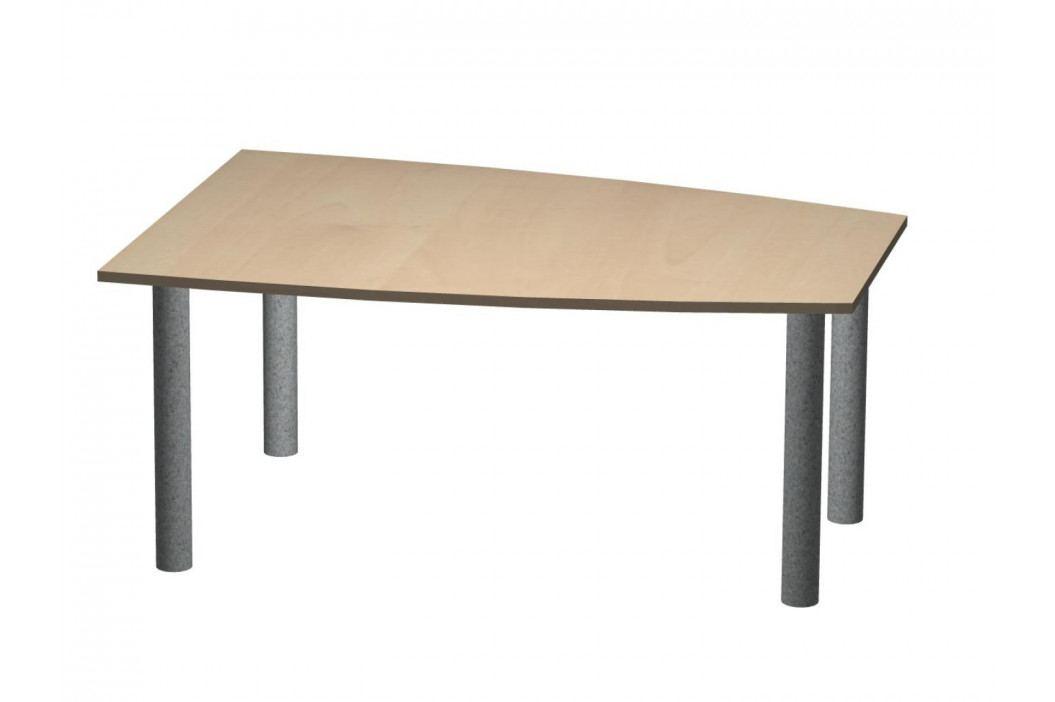 POIND typ JS 180-S jednací stůl skosený, javor