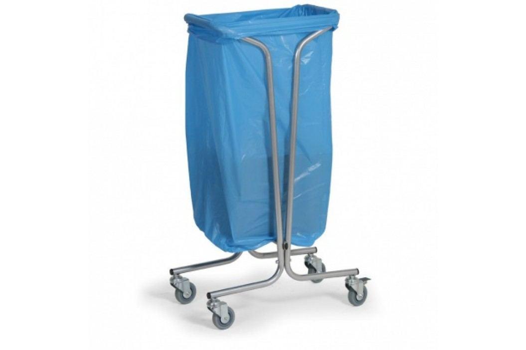 Mobilní stojan na odpadkové pytle