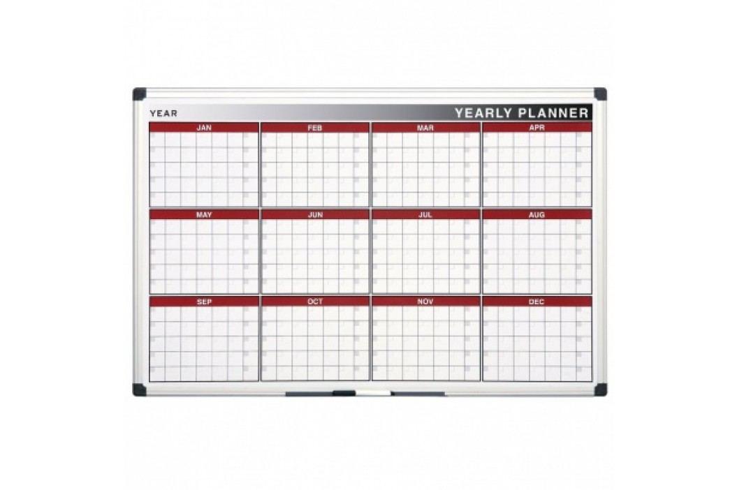 Bi-Office Roční plánovací tabule