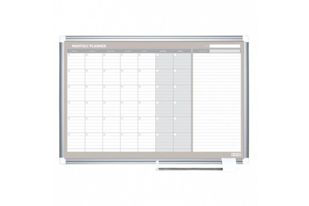 Bi-Office Měsíční plánovací tabule