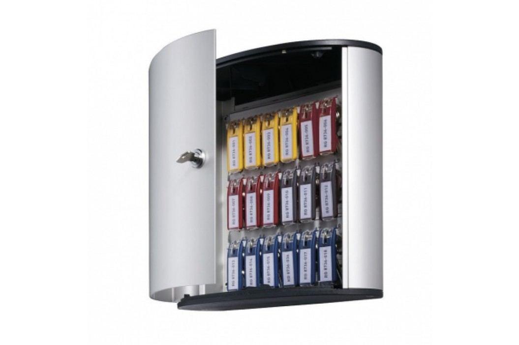 Hliníková skříňka na klíče KEY BOX 18 klíčů