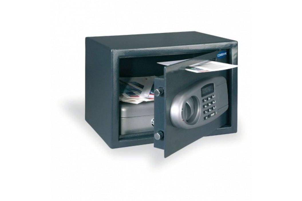 Malý nábytkový trezor - elektronický se vhozem BT Z1