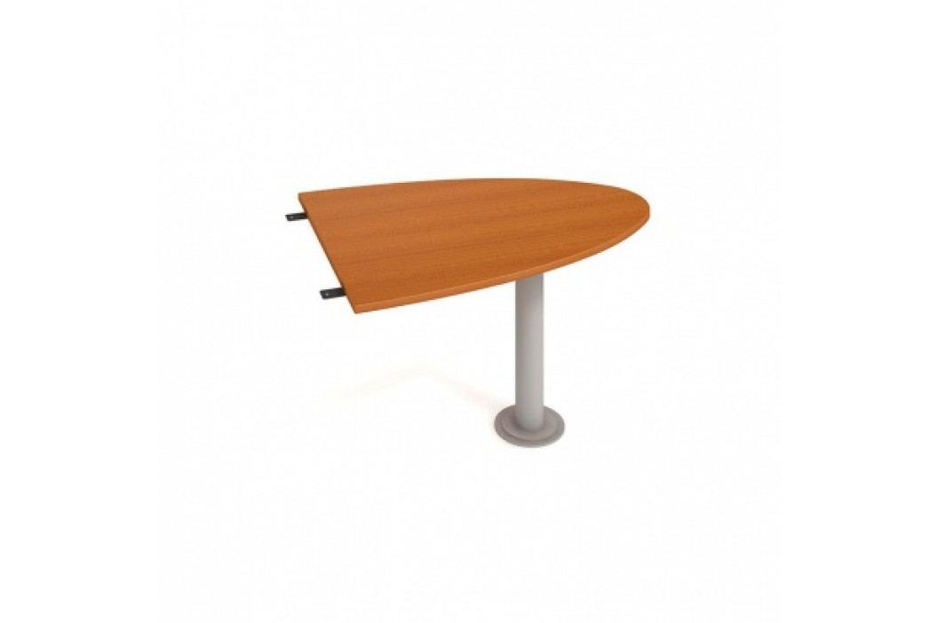 HOBIS Stůl jednací ukončený elipsou