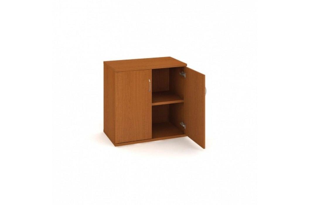 HOBIS Skříňka dvoudveřová - policová