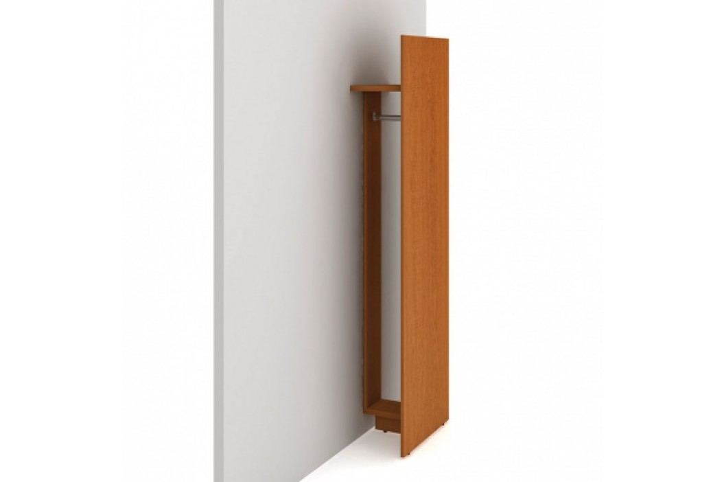 HOBIS Odkládací stěna s šatní tyčí