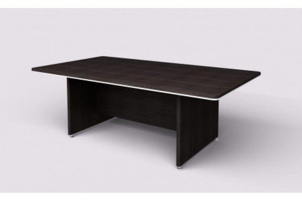 Lenza Jednací stůl Wels, 2200x1200 mm, wenge