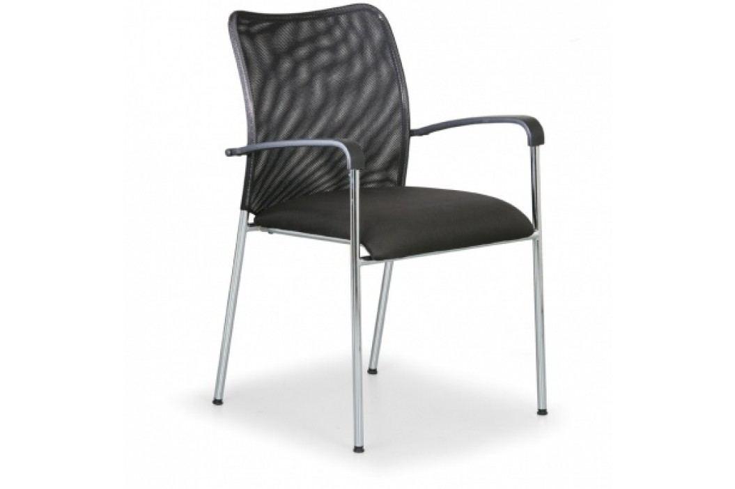 Antares Konferenční židle John Minelli, černá